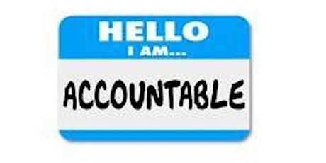 MAF Accountability 21 DAY Challenge