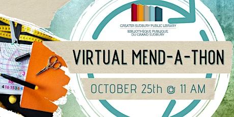 WRW: Virtual Mend-a-thon tickets