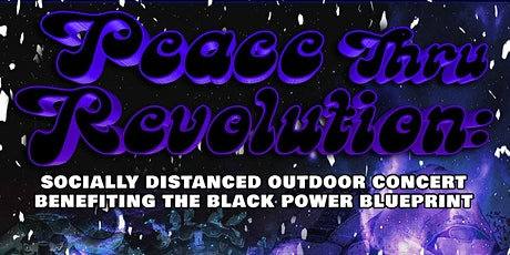 Peace Through Revolution tickets