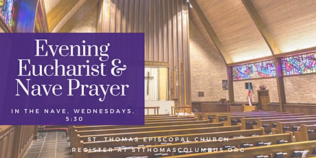 Evening Eucharist and Nave Prayer tickets