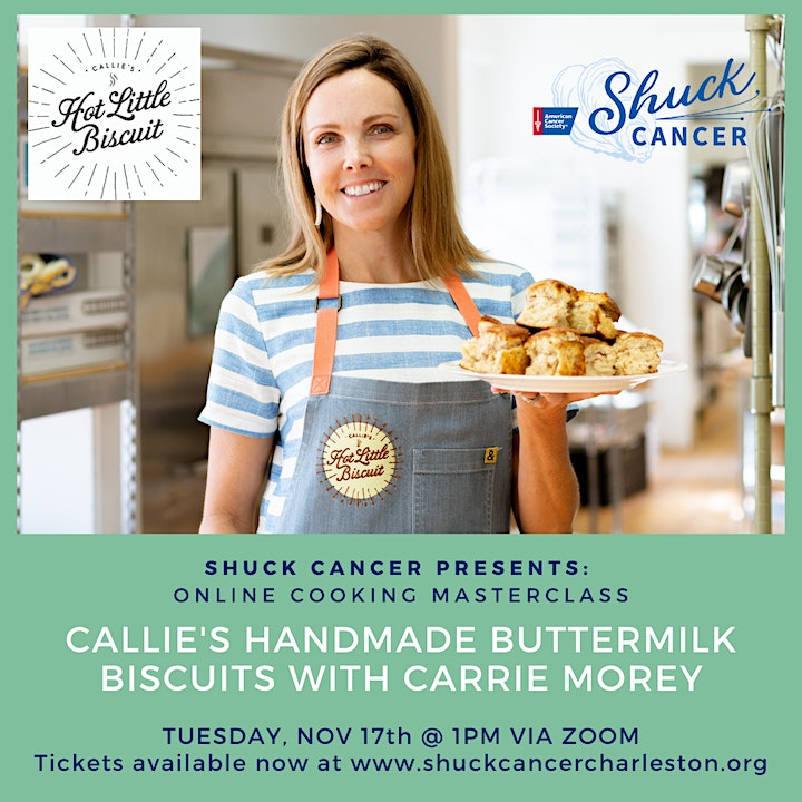 Shuck Cancer: The Masterclass Series image