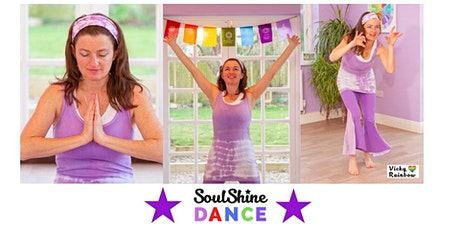 Soulshine Dance -  Moving into Peace (Free tasters for Nov/Dec course) tickets