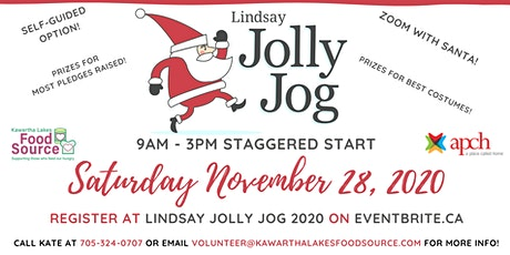 Lindsay Jolly Jog 2020 tickets