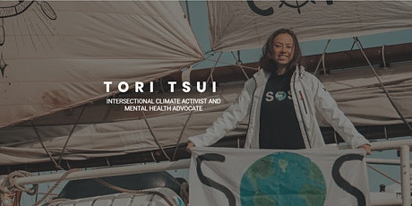 Activist Inspiration talk and live Q&A with Tori Tsui