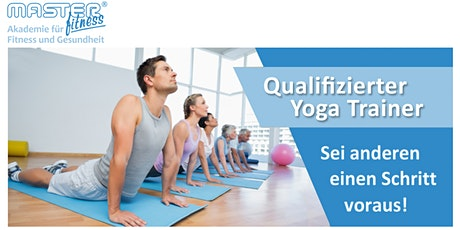Ausbildung zum Qualifizierten Yoga Trainer (B-Lizenz) Tickets