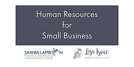 Human Resources for Small Business Discussion tickets