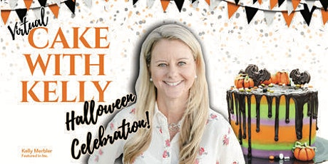 Cake with Kelly- Halloween Party! tickets