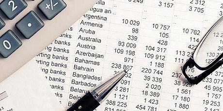 Curso de Contabilidade para Não Contadores – Online – Transmissão ao Vivo ingressos