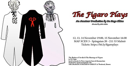 The Figaro Plays tickets