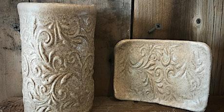 Pottery Class: Vanity Set tickets