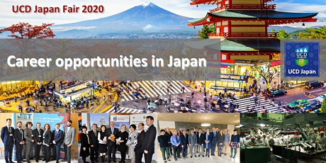 Career opportunities in Japan tickets