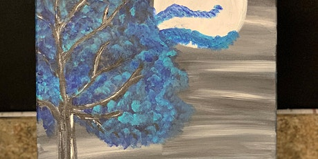 Fall Blues Sip & Paint Party - Carrabba's Williamsburg- November 4 , 2020; tickets