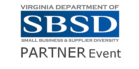 Partner Webinar:Central Virginia SBDC:Selling to The Commonwealth tickets