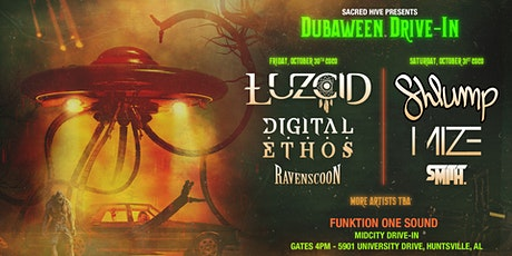 Dubaween Drive-In (Night 1): Luzcid, Digital Ethos, Ravenscoon tickets