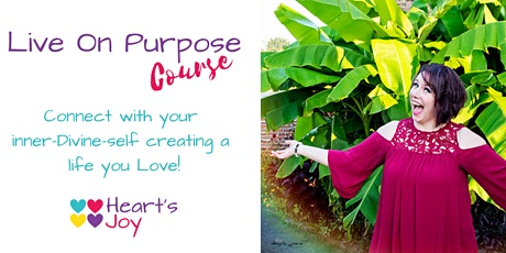 Live On Purpose Course tickets