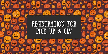 Pumpkin Pickup & Decorating Contest -- CLV Location tickets