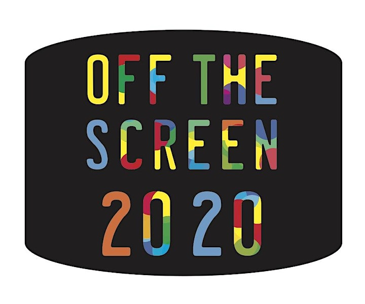 OFF THE SCREEN Fundraising Event image