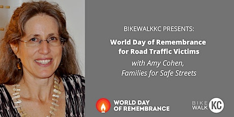 World Day of Remembrance for Road Traffic Victims tickets