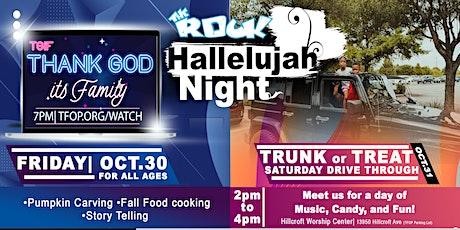 ROCK Hallelujah Night