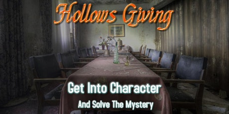 MURDER MYSTERY MADNESS - Hollow's Giving tickets