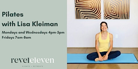 Pilates with Lisa Kleiman tickets