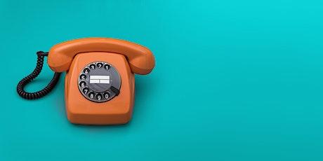 CALL ME consulenza telefonica di orientamento professionale biglietti