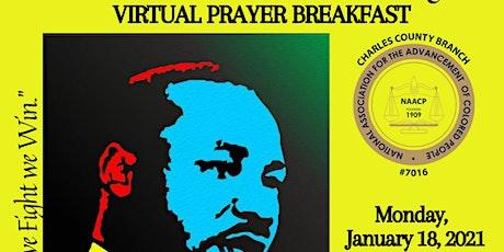 26th Annual Rev. Dr. Martin Luther King, Jr. Prayer Breakfast (2021) tickets