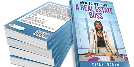 Book Release Party: How To Become A Real Estate Boss tickets