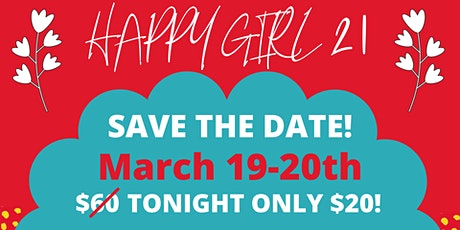 Happy Girl 2021 Conference tickets