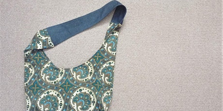 Sew your own Slouchy Shoulder Bag! tickets