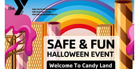 Halloween Candy Land tickets