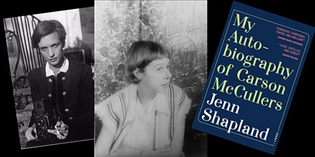 Jenn Shapland: My Autobiography of Carson McCullers tickets