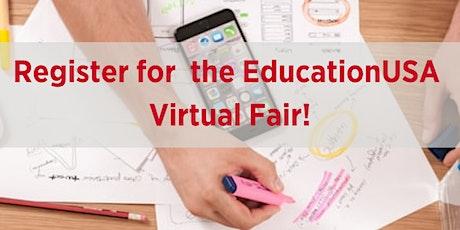 EducationUSA Virtual Fair tickets