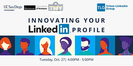 Innovating Your LinkedIn Profile tickets