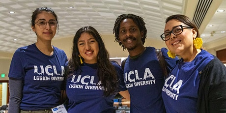 UCLA MSW Admissions and Recruitment Diversity Fair tickets