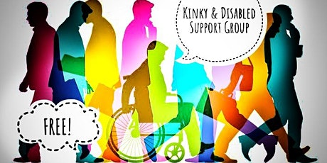Kinky & Disabled Support Group *7-9pm PST!* Meeting #4