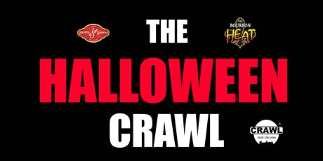 The OFFICIAL New Orleans  Halloween Costume Contest CRAWL