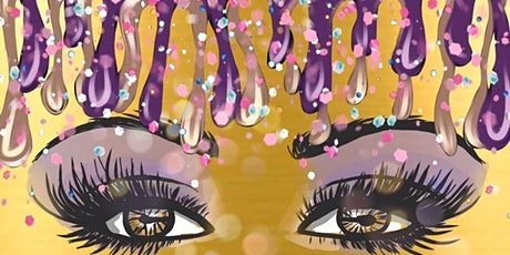 Makeup Is My Art Sip & Paint (In-Studio or Virtually) tickets