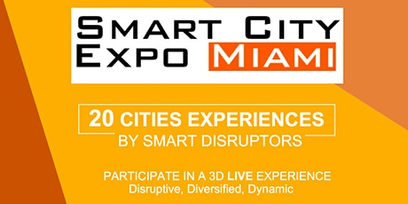 Smart City Expo Miami 2020 tickets