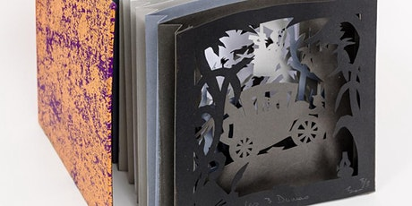 Papercutting on Stage: Kamishibai and Paper Theaters, Online Workshop tickets