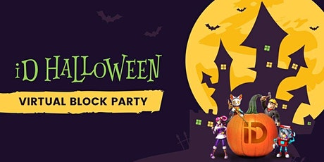 iD Halloween Block Party tickets