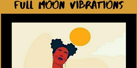 Yoga & Meds Presents Full Moon Vibrations tickets