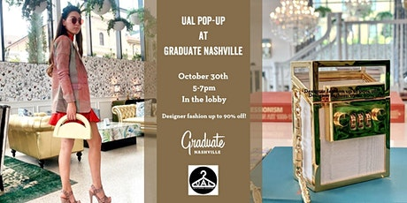 UAL Pop-Up at Graduate Nashville tickets