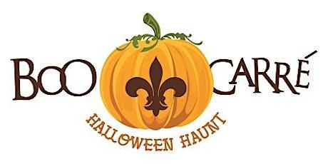 Boo Carre Halloween Haunt 2020 tickets
