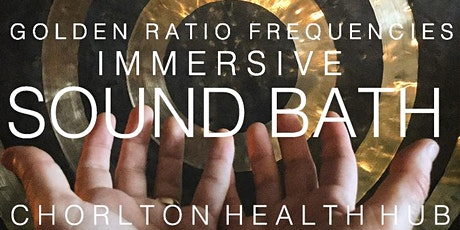 IMMERSIVE SOUND BATH - Second Session tickets