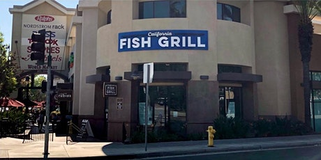 California Fish Grill Glendale - Friends & Family Event tickets