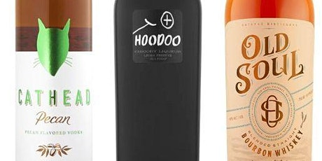 Cathead Triple Threat: Pecan Flavored Vodka, Bourbon, and a Liqueur tickets