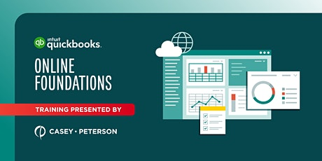 QuickBooks Online Foundations Training tickets