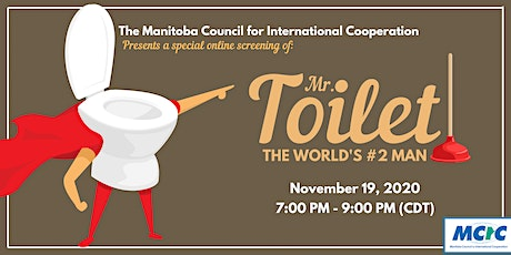 Be the Change : Mr. Toilet Documentary Screening tickets
