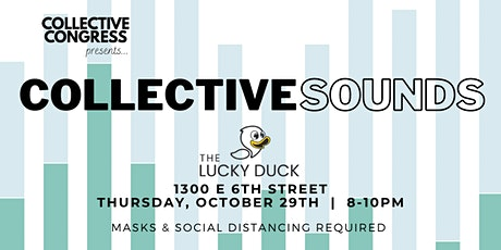 COLLECTIVE SOUNDS tickets